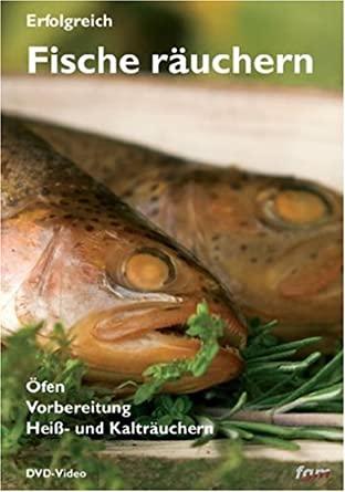DVD Fische räuchern